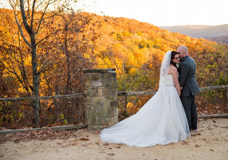 Monte Sano State Park Huntsville AL Wedding Photography